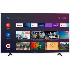 TCL 55S434 55-Inch 4 Series LED Android 4K Ultra Smart HDTV $249.99 (38% off) @ Best Buy Dolby Digital, Digital Audio, 4k Ultra Hd Tvs, Watch Live Tv, Cable Box, Make Pictures, Guest Services, Tv Episodes, 4k Uhd