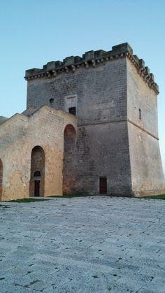 Torre Lapillo nel Porto Cesareo, Puglia