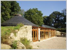 brittany earthship - Google Search
