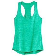 Athleta Women Shadow Stripe Chi Tank ($28) ❤ liked on Polyvore featuring tops, shirts, tank tops, mint green and athleta