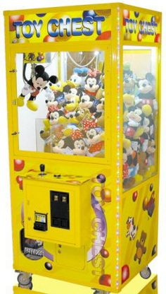 """Toy Chest Crane 