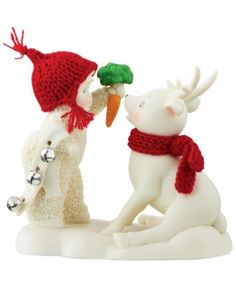 Department 56 Sit! Snowbabies Collectible Figurine