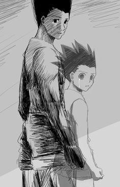 「HxHらくがきログ」/「なかむー」の漫画 [pixiv]