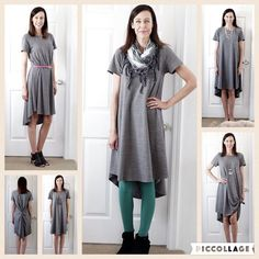 Ways to Wear a Carly Dress I love the knot in the back look!