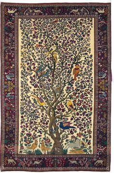Teheran  221 x 146 cm