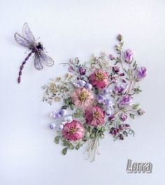 Gallery.ru / Photo # 41 - Embroidery ribbons - Lorra58