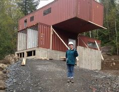 This Ingenious Lady Built Her Home Out of Shipping Containers. You Won't Believe the Results! - DavidWolfe.com