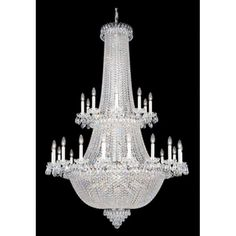 Camelot 84 Light Chandelier | Wayfair