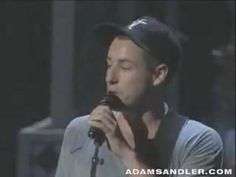 Adam Sandler- Hanukkah Song. This song used to make me wish that I was Jewish (it still kind of does lol)
