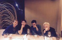 BIGBANGが一堂に会した。残念ながらSOLは参加できなかった。26日、V.Iは自身のInstagram(写真共有SNS)に「T.O.Pさんがドイツから戻って来まして、皆でお寿司食べました。SOL… - 韓流・韓国芸能ニュースはKstyle