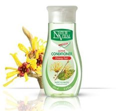 Greasy Hair Conditioner Softness and Shine - 250 Ml / Natural & Organic - http://essential-organic.com/greasy-hair-conditioner-softness-and-shine-250-ml-natural-organic/