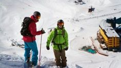 after the season that never really was up north maybe a trip to the south this summer is in order #skiportillo