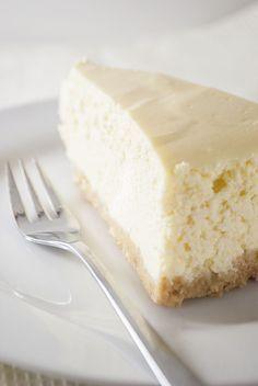 Cremiger New York Cheesecake@kaffeundcupcakes
