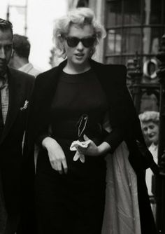 Marilyn y Chanel nº5