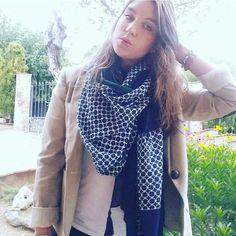 ¡Nos encanta este outfit con fular Bissú! Visita nuestras tiendas y descubre toda la colección #outfit #picoftheday #pretty #instapic #instagirl #instamoments #moda #estilo #tendencia #trendy #fashion #chic #alamoda #cool #outfit #complementos #accesorios #fular #theoutfitoftheday #otoño #invierno #bissubags #autumn #inspiration #insipacion #newin #newcollection #arrivals #irresistibles #musthave