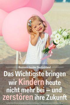 Das Wichtigste bringen wir Kindern heute nicht mehr bei — und zerstören ihre Zukunft: Artikel: BI Deutschland Foto: Shutterstock/BI