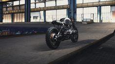 BMW R100R by Diamond Atelier.Photo: Philipp WulkMore bikes here.