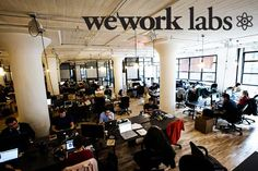 WeWork - We gave some support to some people in the meatpacking office.  This place does not exaggerate their amenities - it's amazing.