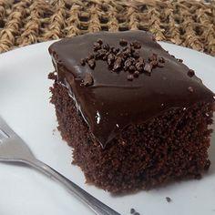 Veja essa deliciosa receita do bolo nega maluca, você vai adorar