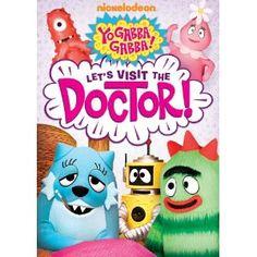 Yo Gabba Gabba Let's Visit The Doctor