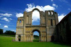 Castle Acre Priory 2009, via Flickr.