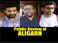 WATCH Public Review of ALIGARH | Manoj Bajpai, Raj Kumar Yadav. see the full video at : https://youtu.be/rGqZj8LNt08 #aligarh