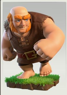 Giant www.clasherlab.com Visit For Website For Laster Clash of clans Content and Updates ! #Clasherlab