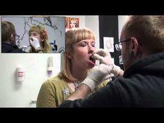 Lip Piercing Video