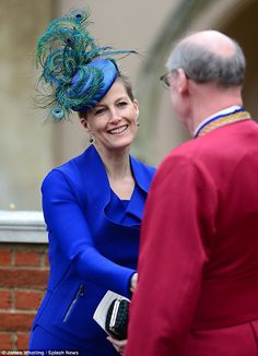 The Countess of Wessex  | The Royal Hats Blog