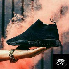 Adidas NMD_CS1 Primeknit Black 💣