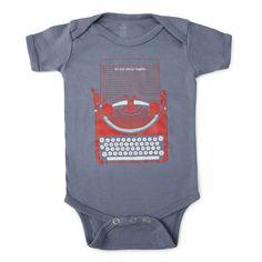 Mi historia comienza así   36 mamelucos para los bebés más geniales que conozcas