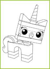coloring pages unikitty google search - Coloring Page Unikitty