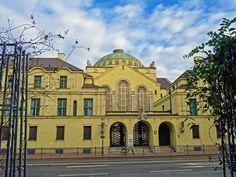Synagoge von Augsburg