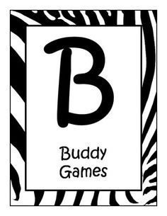 Zebra print (set of black and set of burnt orange)BUILD Math Station/Center Rotation Posters13 pages including:Cover sheet2 of each (1 ...