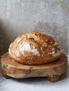 Bread Recipes, Cooking Recipes, Cooking Ideas, Food Ideas, Spelt Bread, Norwegian Food, Scandinavian Food, Piece Of Bread, Our Daily Bread