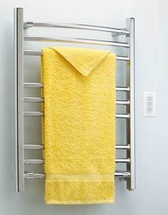 Why yes, I would love a towel heater :)