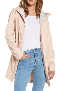 d4de7744668889 Free shipping and returns on Herschel Supply Co. Fishtail Raincoat at  Nordstrom.com.