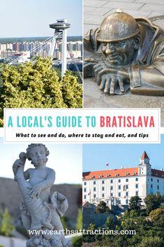 A local's guide to Bratislava, Slovakia | #attractions in #Bratislava #Slovakia | hotels in #Bratislava | food in Bratislava | Bratislava attractions | Bratislava travel guide | Bratislava tips | best places to visit in Bratislava | tourist places in Bratislava
