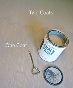 Annie Sloan Chalk Paint beginners tips.