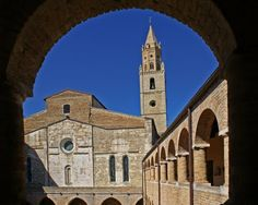 The Cloister in Atri
