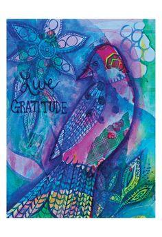 Live Gratitude Art Print at AllPosters.com