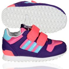 Kinder Low-Sneaker der Marke Adidas