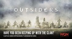 Join the Farrell clan in this Outsiders challenge! Catch new episodes of #OutsidersWGN Tuesdays 9/8c on @WGNAmerica
