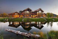 A Jackson Ranch With Killer Views