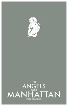 Doctor Who Poster The Angels Take Manhattan 11x17 by TheGeekerie, $18.00