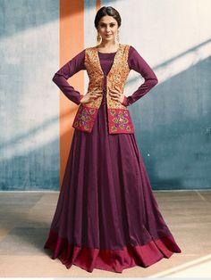 b88c610e8aa New Indian ethnic Pakistani Bollywood Designer Bridal Women Stylish Gown  Dresses