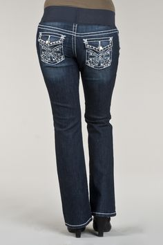 17557863a40cd Vault Denim Online Jean Party - Ten Denim Wish I'd had these maternity jeans  when I was pg with my boys!