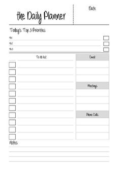 Plan with samia | FREEBIES