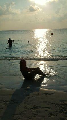 Beach, Maldives 2013