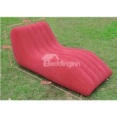 Outdoor Durable and Soft Camping and Hiking Inflated Sofa Seat